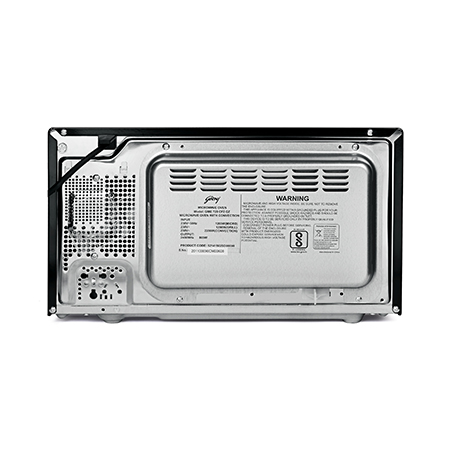 Godrej 20L Convection Microwave Oven - GME 720 CF2 QZ Golden RIM